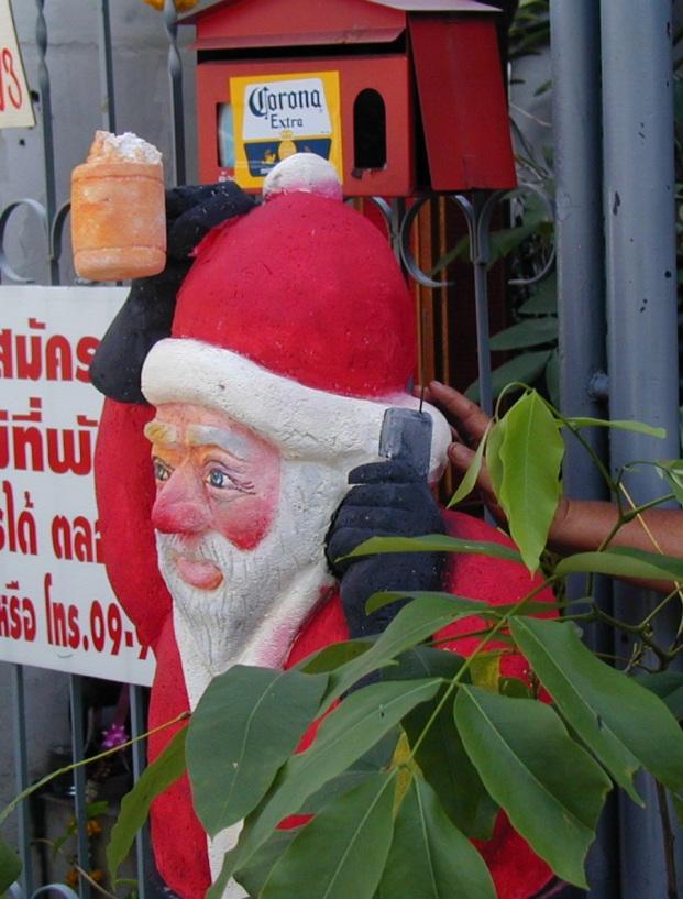 Thai Santa