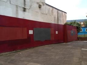 Rothko wall