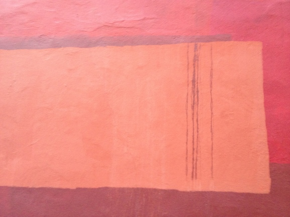 a found Mark Rothko